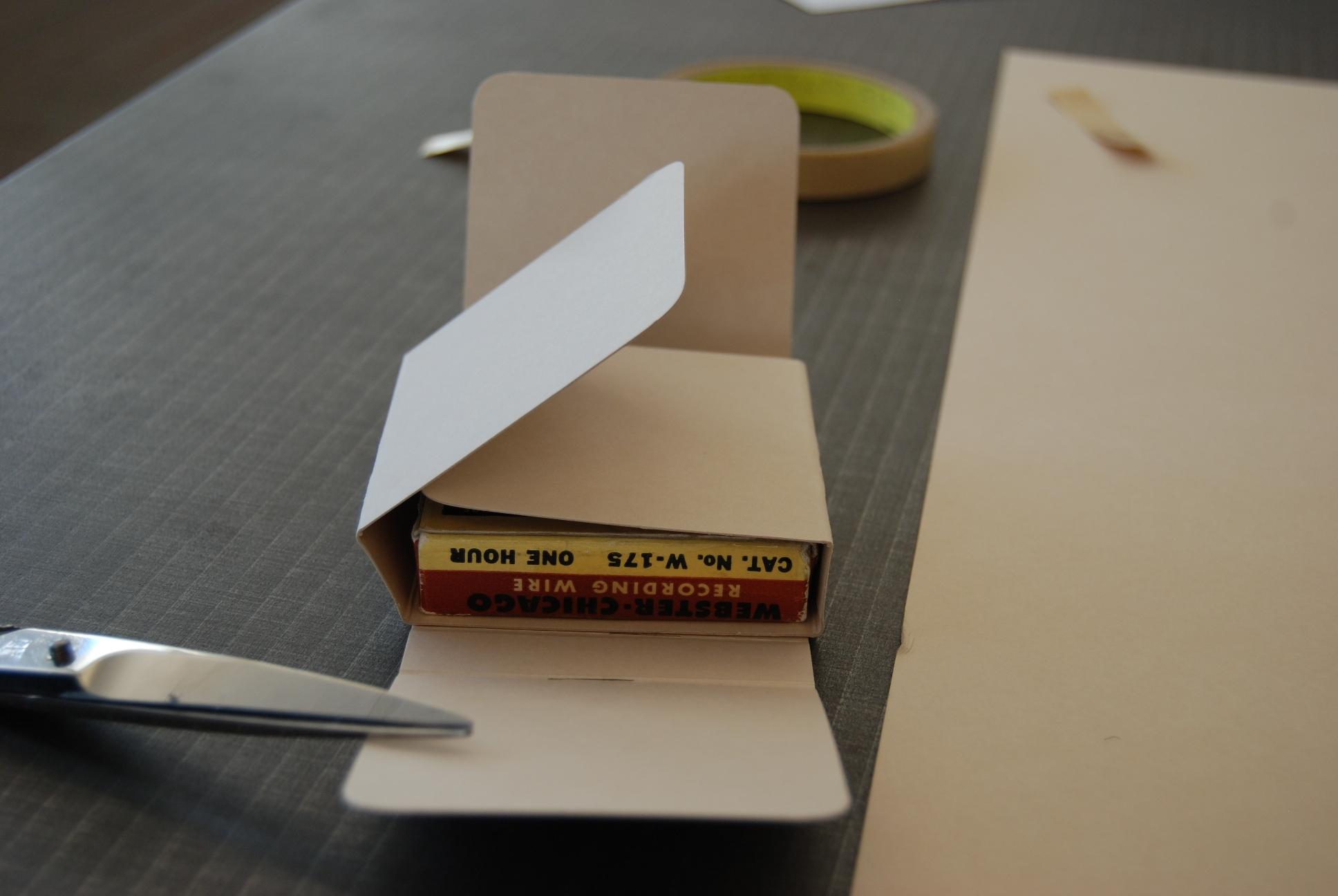 Four-flap box