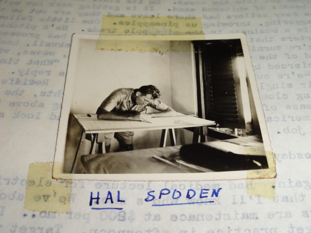 Hal's Desk