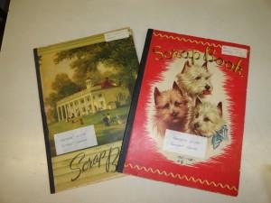 Scrapbooks 1950s