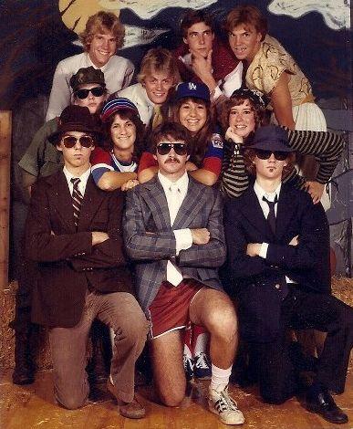 Halloween Dance 1981