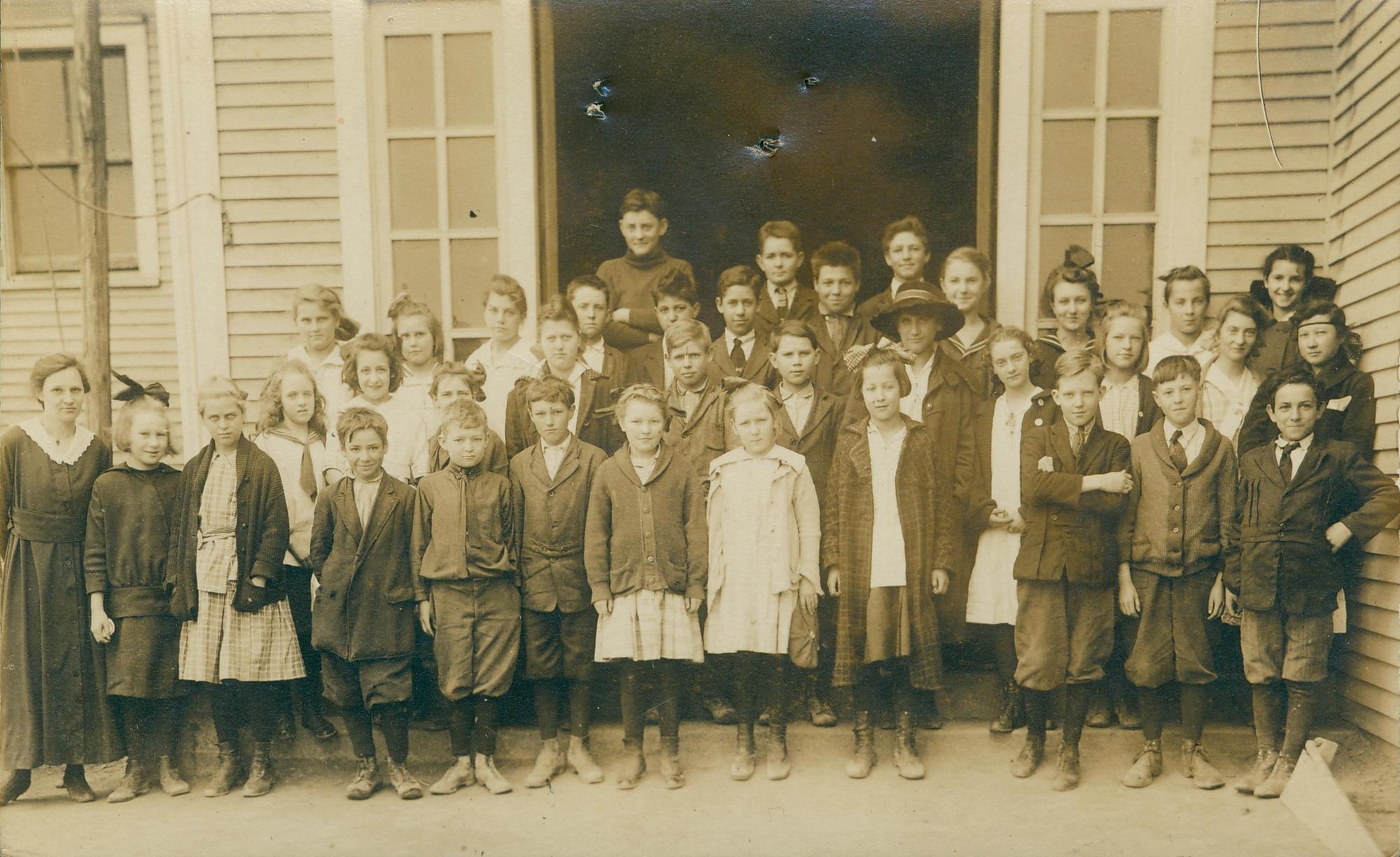 Kingsport school kids