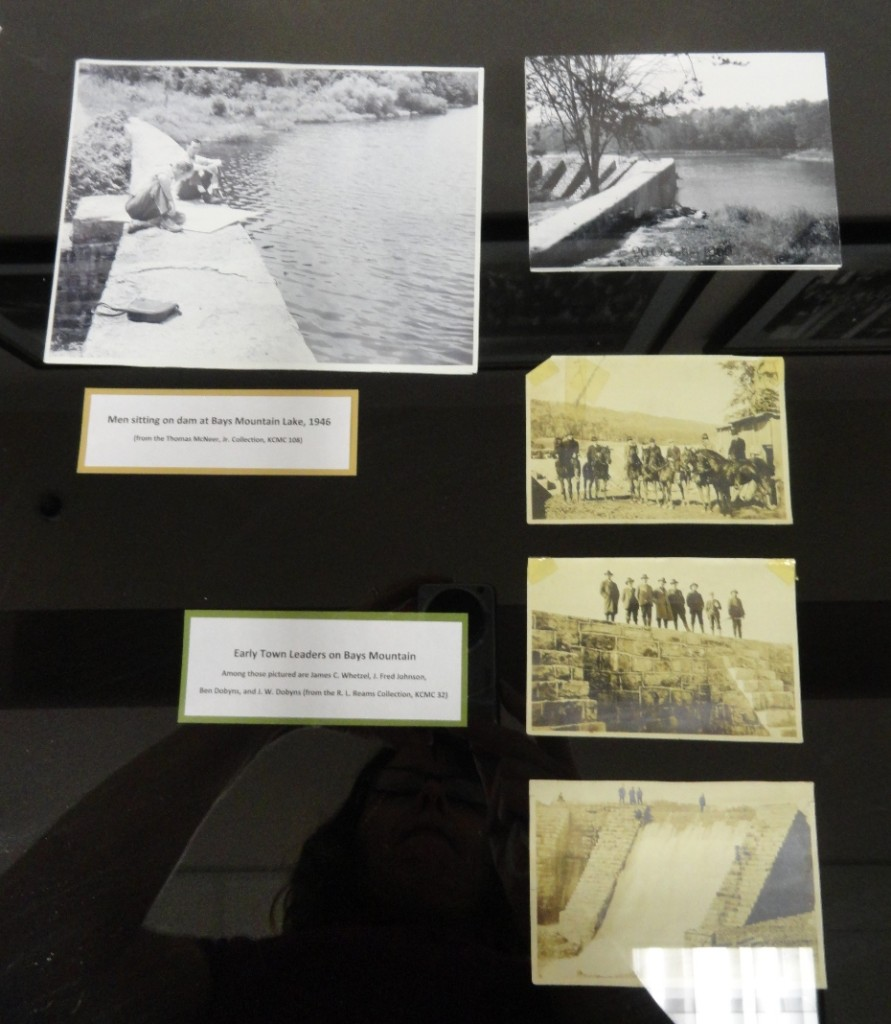 I love the photos of early city leaders reviewing the dam on horseback and images of the dam before the guard rails were installed.