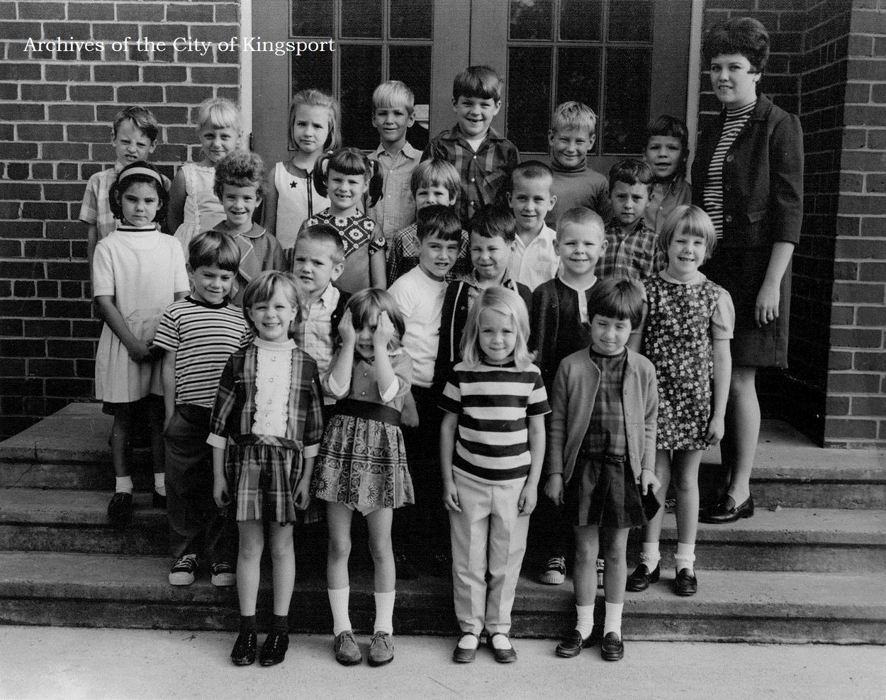 Kingsport School Days Archiventures