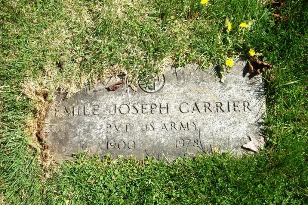Saint John's Cemetery. Rumford, Oxford, Maine.