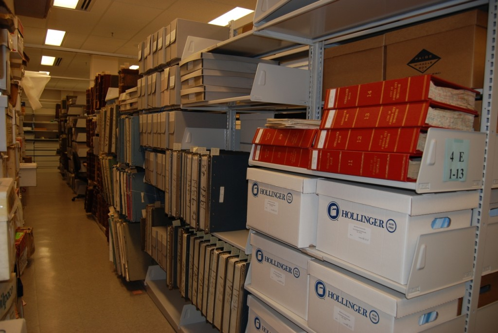 While the county maintains actual ownership of the records, they are still available for patron research in the archives.