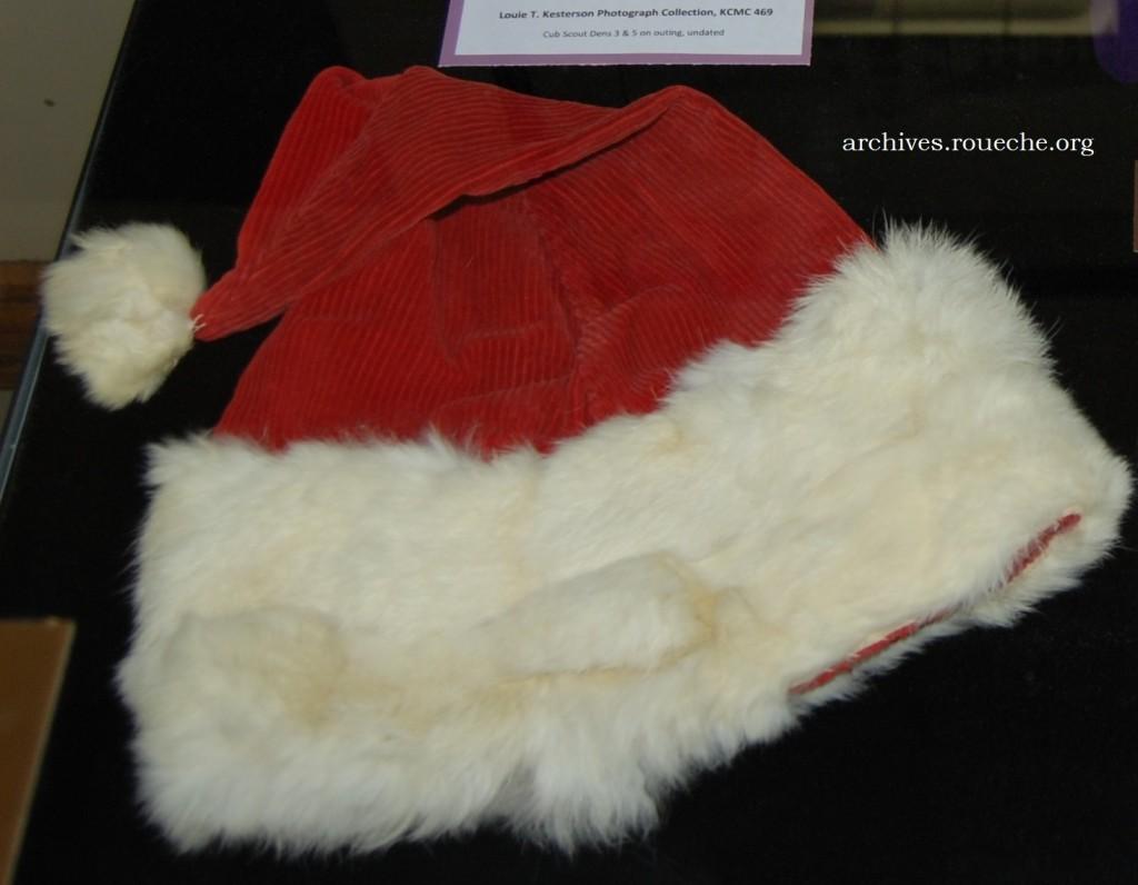 From the Joe Higgins Santa Train Collection, KCMC 156.