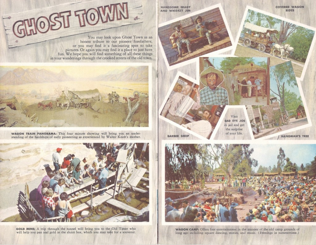 The Old West aspect of Knott's was my favorite part of the park as a kid.