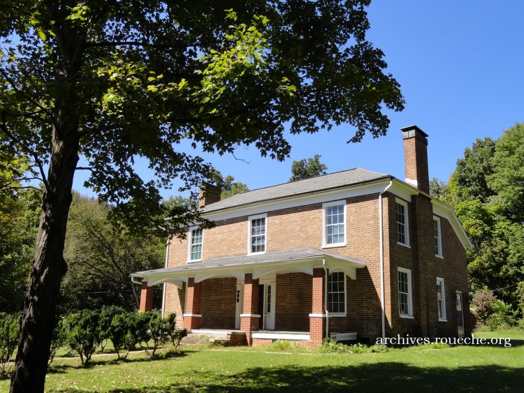 Grass Dale, or Groseclose Mansion, in 2014.