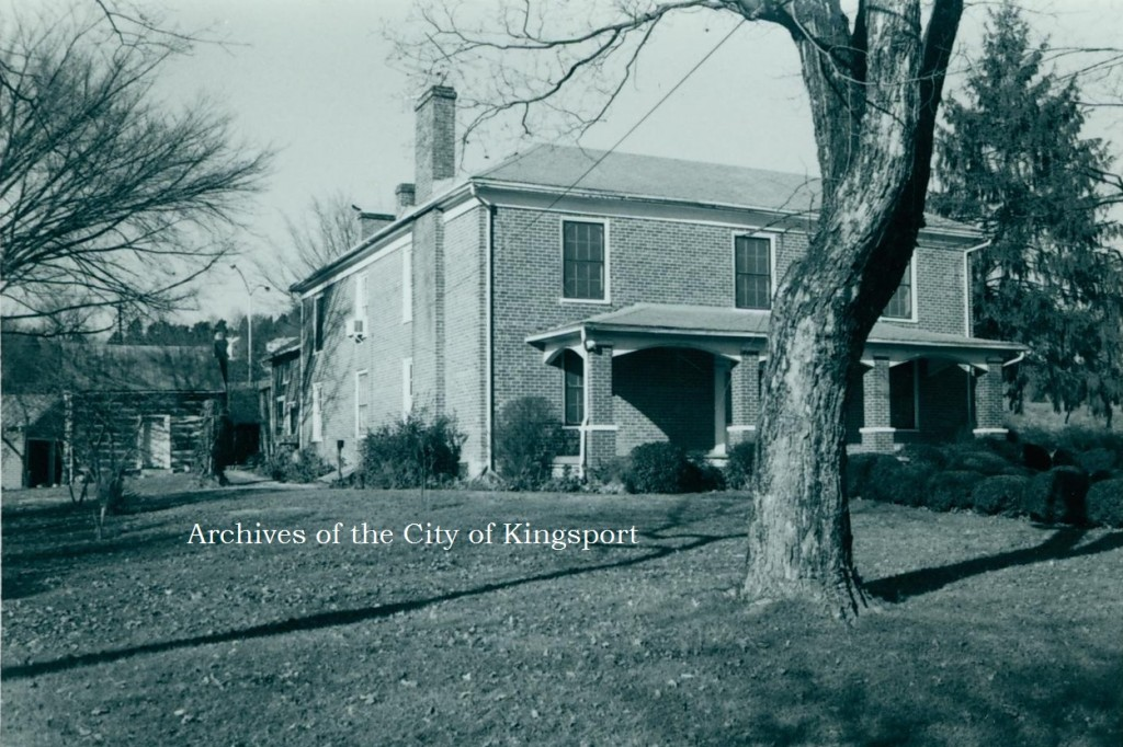 The home was photographed in January 1972 for the book Historic Sites of Sullivan County.