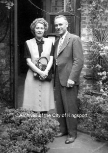 Mildred and Howard Clifford, undated.