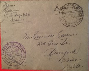 CarrierEnaLetter1918a