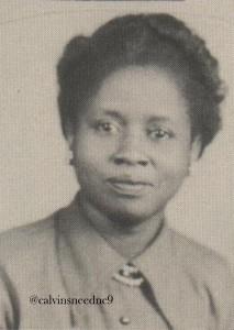 Cora Cox1949