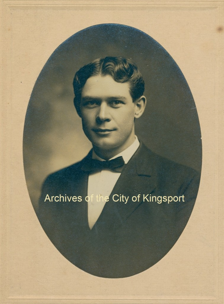 A. Preston Gray, ca. 1906
