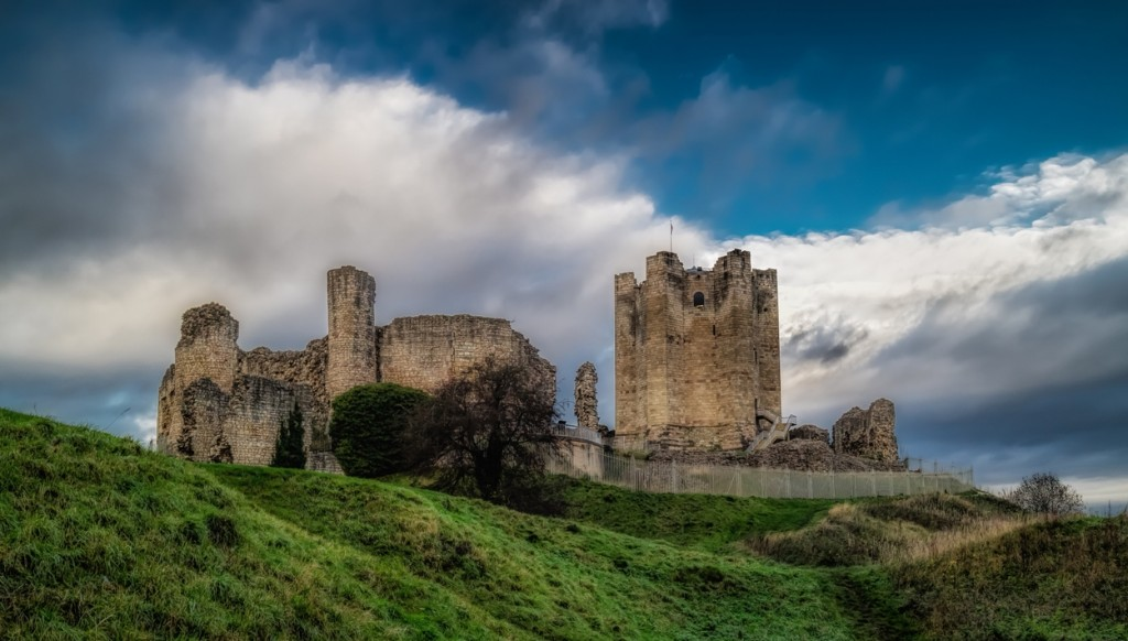 Conisbrough Castle from the Flickr stream of Farren Flinders.