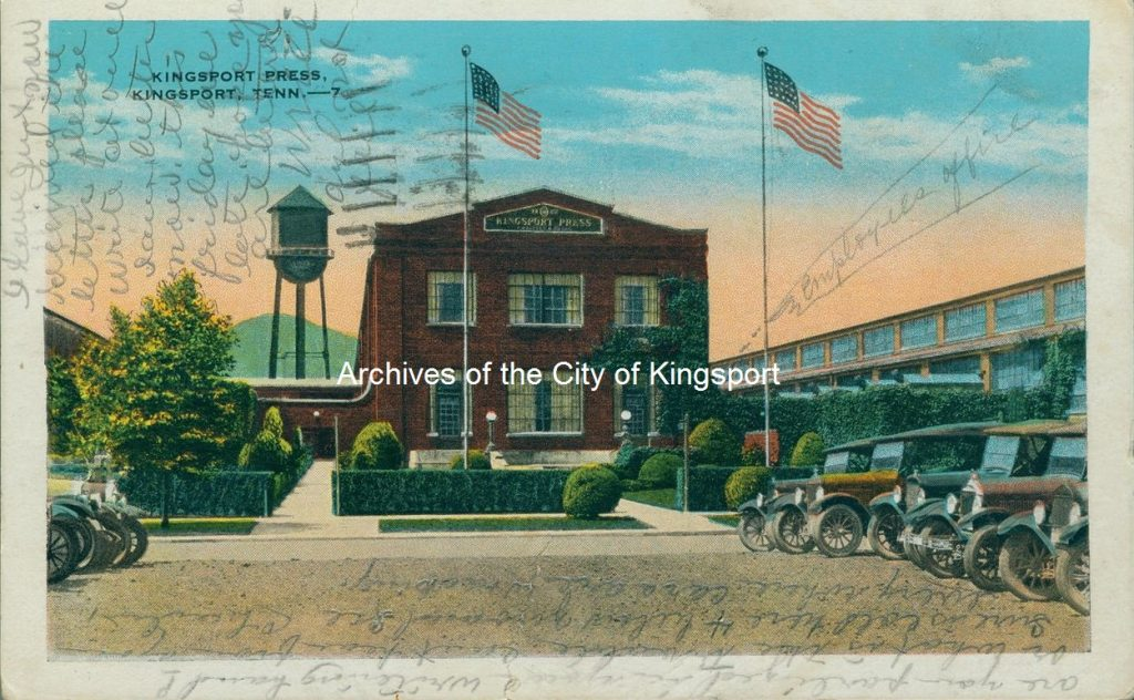 Kingsport Press PC