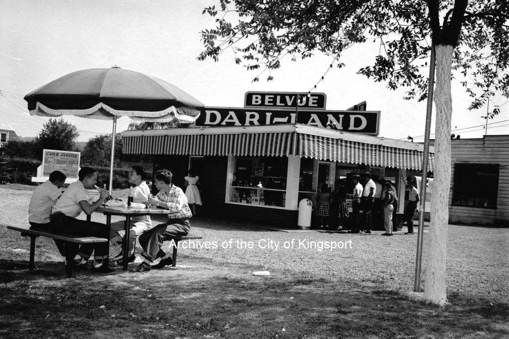 edBelvue Dariland 1955