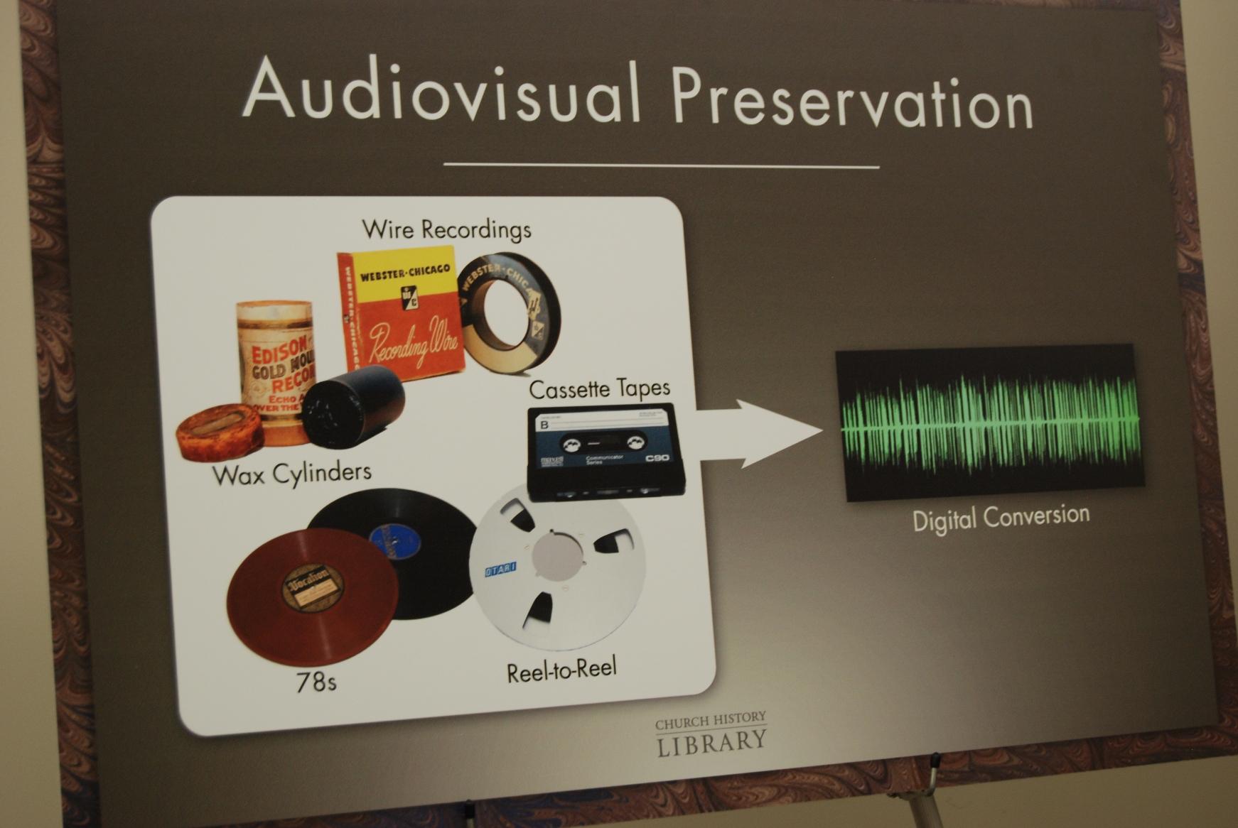 Audiovisual Preservation